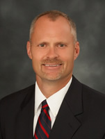 High School Principal Matt Korte